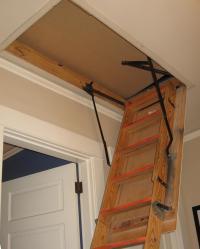 Fakro Attic Ladder Installation Progress Portals