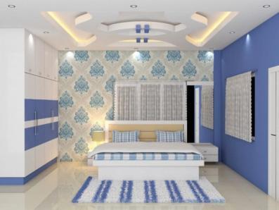 Fall Ceiling Designs Bedroom Latest False