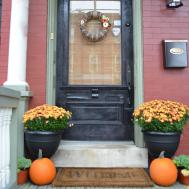 Fall Front Porch Ideas Veranda Home Stories