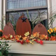 Fall Window Box Ideas Home Garden Design Articles