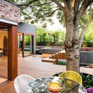 Family Fun Modern Backyard Design Outdoor Experiences