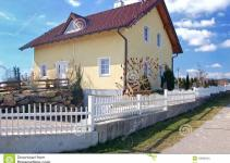 Family House Austria Stock