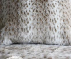 Fancy Null Frisco Mongolian Stone Faux Sheepskin Fur