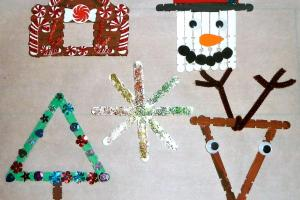 Fantabulous Christmas Decorations Kids All