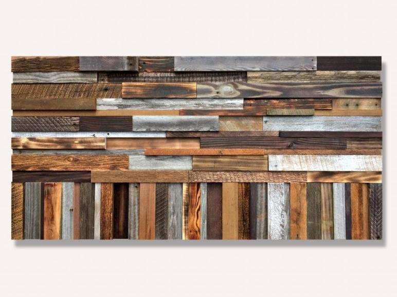 Fashionable Idea Large Wood Wall Art Driftwood Extra Diy
