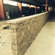 Faux Stone Rock Walls Easy Ways Upgrade Your Home