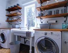 Fetching Laundry Room Designs Tips Ideas