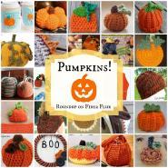 Fiber Flux Pumpkins Crochet Patterns