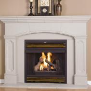 Fireplace Mantel Surrounds Ideas Designs