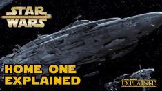Flagship Admiral Ackbar Home One Legends Star