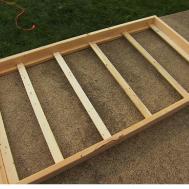 Floating Bunk Beds Tutorial Knock Diy Project