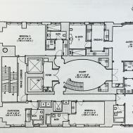 Floorplan 520 Park 130 Million Triplex