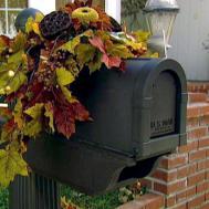 Floral Mailbox Arrangement