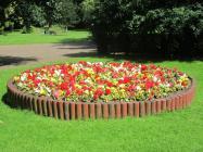 Flowerbed Chad Gardens Kirkby