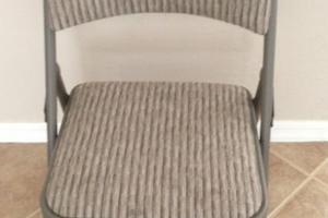 Folding Chair Makeover Hometalk