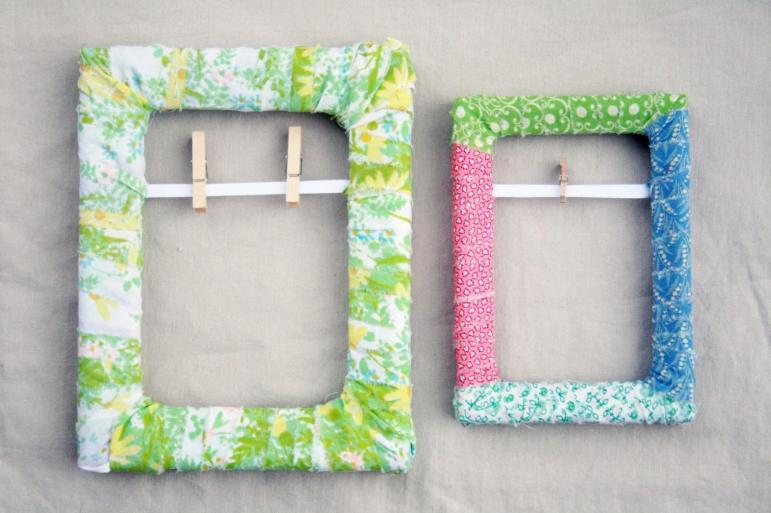 Frames Fabric Diy Native Home Garden Design