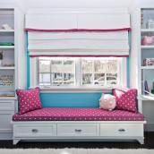 Fresh Bay Window Seat Decorating Ideas Cool