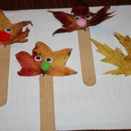 Fun Fall Projects Kids Chirping Moms