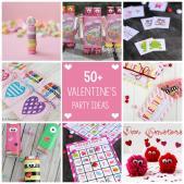 Fun Valentine Day Party Ideas Treats Crafts Games
