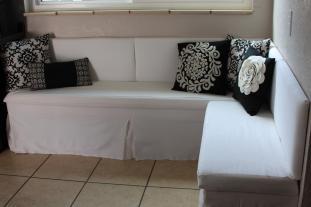 Furniture Decorative Cushions Sofa Banquette Bench