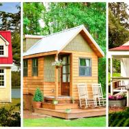 Furniture Exciting Best Tiny Houses Small House