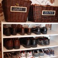 Furniture Impeccable Shoe Storage Closets Ideas