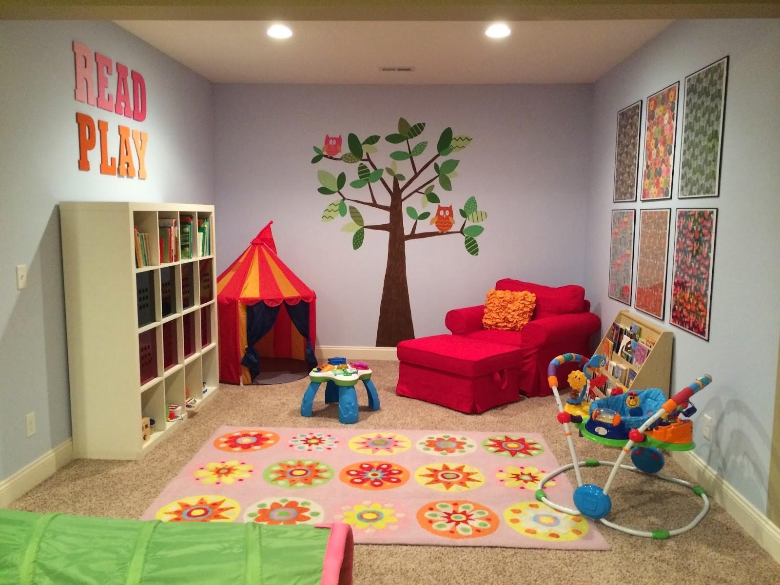 Furniture Kids Playroom Ideas Room Decoratorist 28941