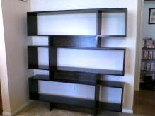Furniture Magnificent Modern Bookcase Home