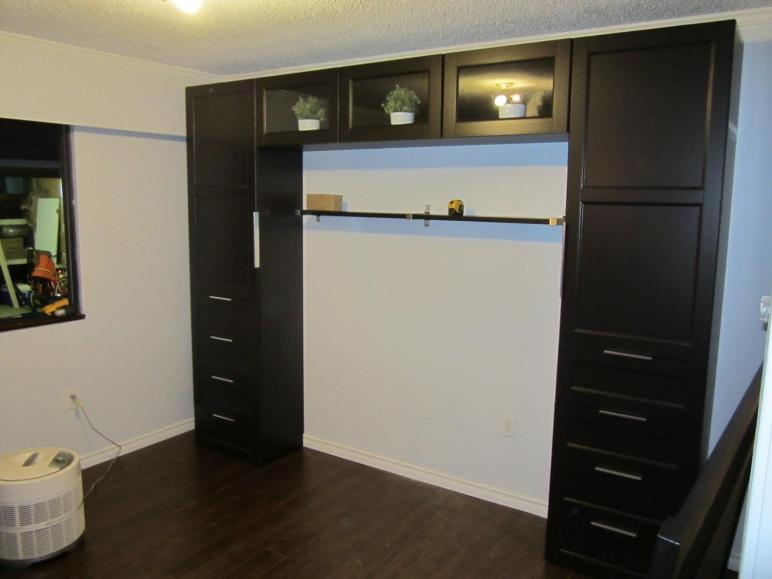 Furniture Modern Cabinet Bedroom Wardrobe Unit