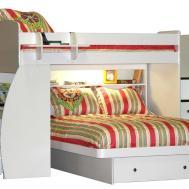 Furniture Shaped Bunk Bed Desk