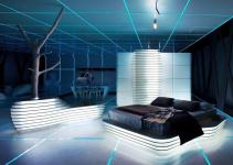 Futuristic Bedroom Design Ideas