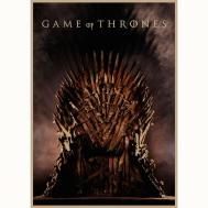 Game Thrones Poster Merchandise