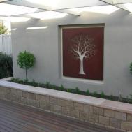 Garden Wall Art Galleries Overwrought