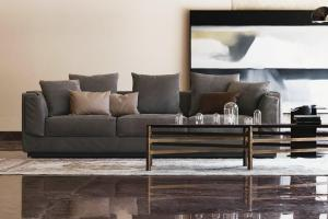 Gentleman Seater Sofa Collection Flou