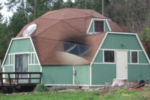Geodesic Dome Homes Domehouses Modern Marvels