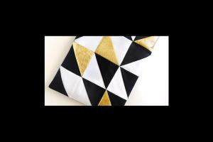 Geometric Laptop Sleeve Diy Popsugar Tech