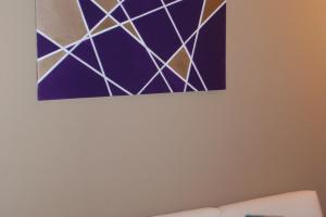 Geometric Wall Art Diy Wandering