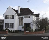 Georgian Style House London Stock