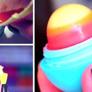 Get Shiny Delicious Lips Easy Diy Ombre Eos