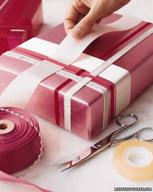Gift Wrapping Ideas Martha Stewart