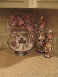 Gingerbread Kitchen Decorations Design Photos