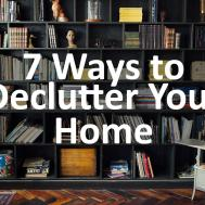 Glamorous Declutter Your Home