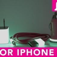 Glow Dark Iphone Charger