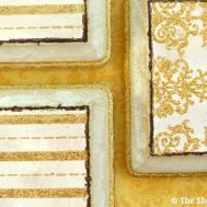 Gold Glitter Wall Art Diy Pet Scribbles