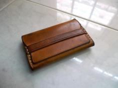 Goody Leathery Diy Card Holder Updates
