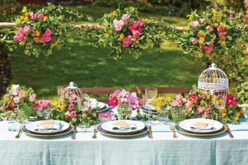 Gorgeous Ideas Garden Wedding Bridalguide