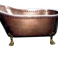 Gorgeous Rustic Copper Bathtubs Furniture Home