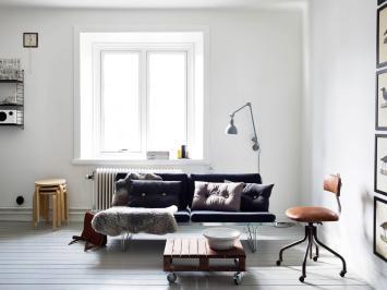 Gorgeous Ways Incorporate Scandinavian Designs Into
