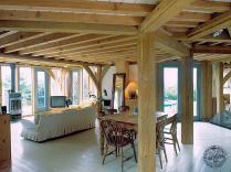 Grand Designs Cruciform House Lambourn Channel