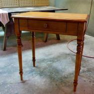 Gray Table Restoration Ball Furniture Refinishing London